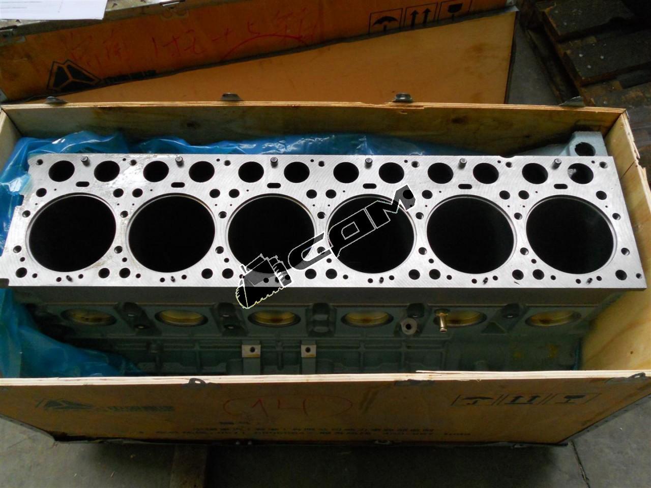 Блок цилиндров (голый) (Euro 3)  AZ1099010077
